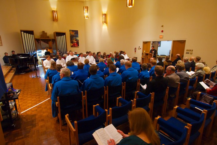 Advent Lessons and Carols 2012