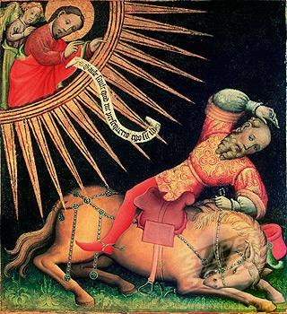 Lesson: Jesus Transforms Saul's Life (Paul's Conversion)