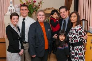CLTS Vicars' Dinner 2013, Pilgrim, Hamilton