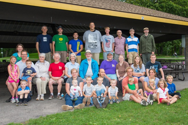 CLTS Opening Barbecue 2013, Queenston Heights