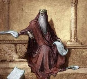 Solomon proverbs