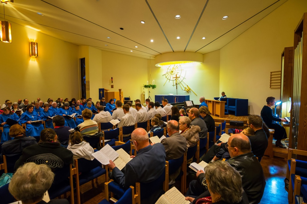 Advent Lessons and Carols 2013