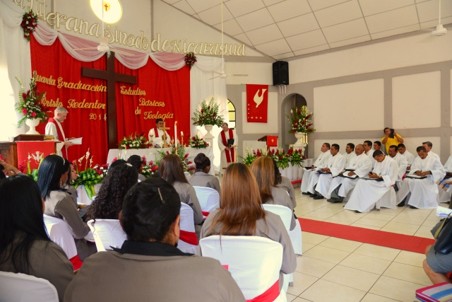 Nicaragua Graduation