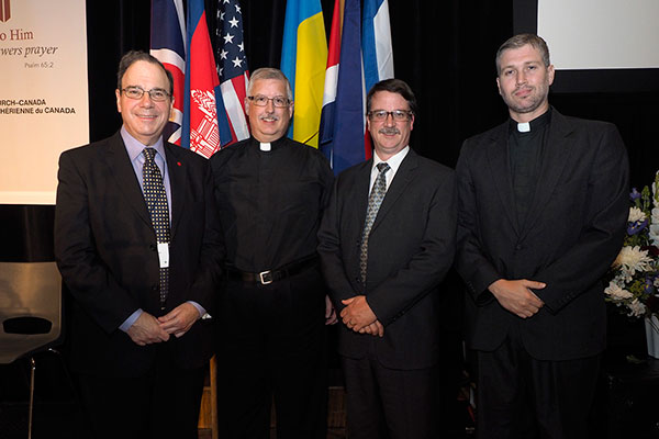 Synodical Vice-Presidents 2014