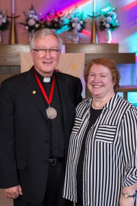 CLTS Call Service 2014: Revd Bill and Dianne Ney