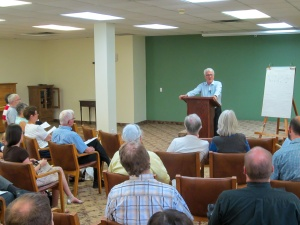 CLTS Retreat 2014: Dr John Kleinig, The Spiritual Disciplines