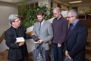 CLTS Opening Service 2014: Gifts from Trinity, NOTL