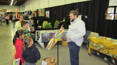 Norfolk Fair Evangelism 1
