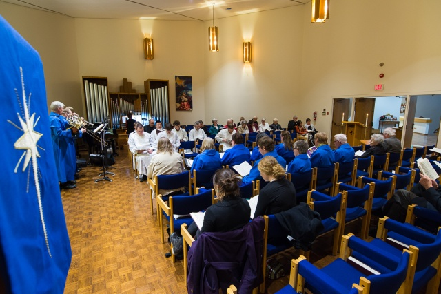 CLTS Advent Lessons and Carols 2014