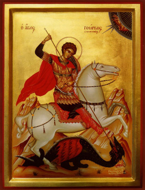 St George - icon