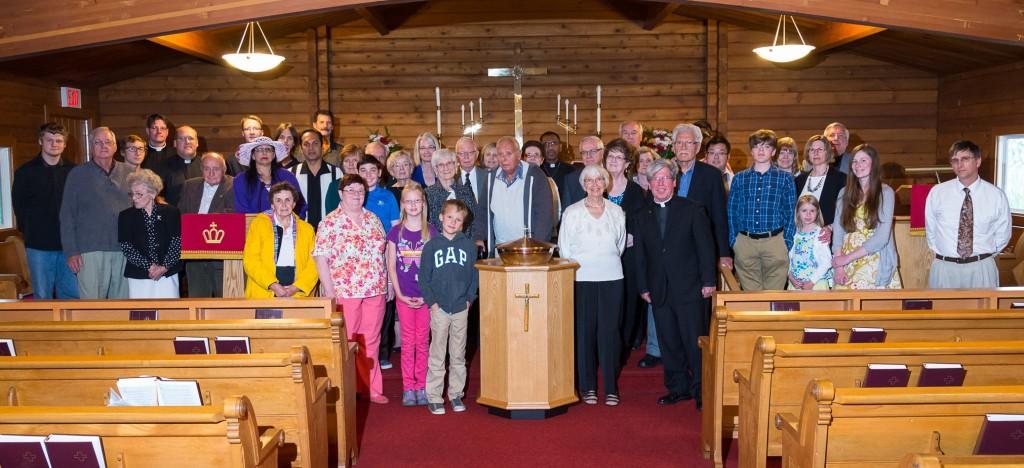 Trinity Lutheran Church, NOTL, 60 Anniversary Celebration