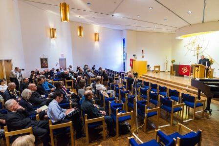 Pastoral Perspectives on Paul: CLTS Conference in Recognition of Winger Ephesians Commentary