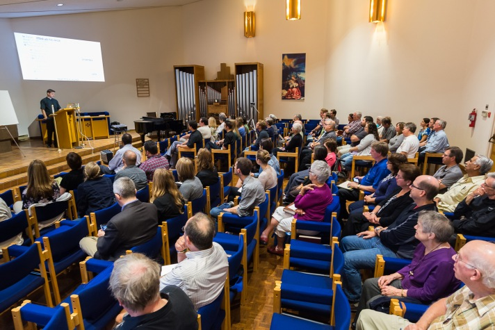 Evangelfest 2015 - Rev. Jonathan Fisk