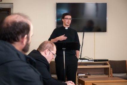 Rev. Aaron Astley Convocation