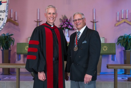 CLTS Call Service 2016: Delta Chi Award, Stephen Klinck