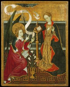 annunciation-unknown-artist-c-1420-museu-nacional-dart-de-catalunya-barcelona
