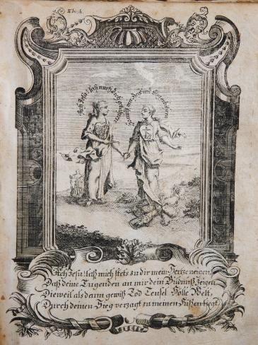 Johann Arndt, Wahren Christenthum, BV 4834 .A77 1747, p.225