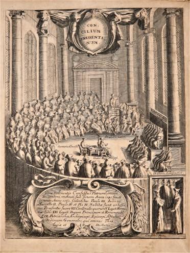 Paulo Sarpi, Historia Concilii Tridentini, BX 830 1545 .S27 1699