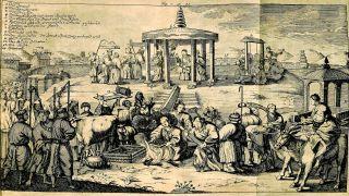 Caspar, Calvor, Ritualis Ecclesiastici pars prior Origines, BX 8067 .C169, 1705, page 84